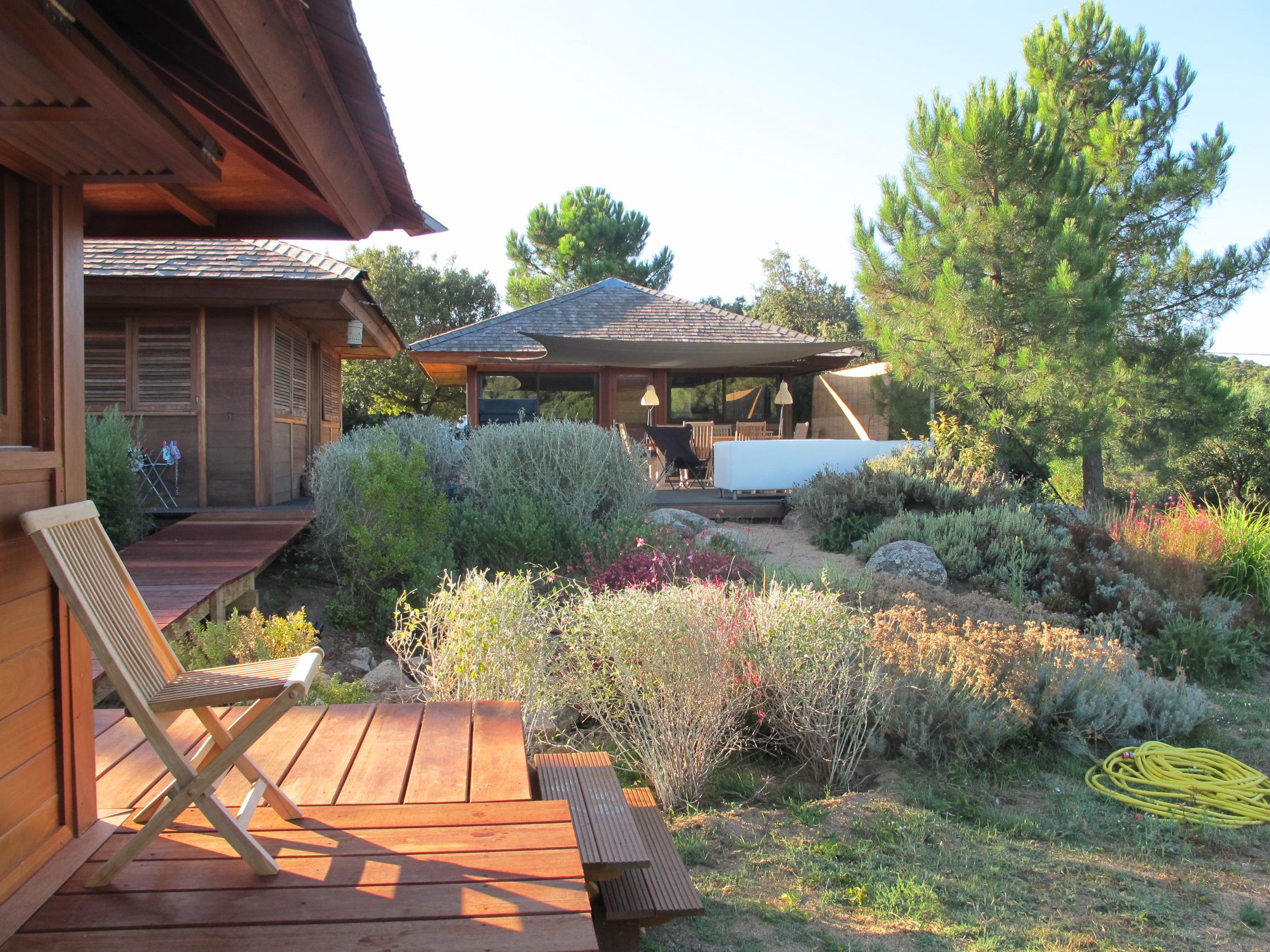 Cottage bungalows pavillons bois en kit avec mobiteck - Construire sa salle de bain en 3d gratuit ...